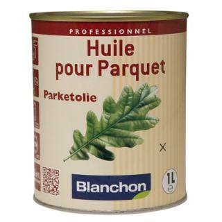 Blanchon - Huile pour Parquet 1L Incolore