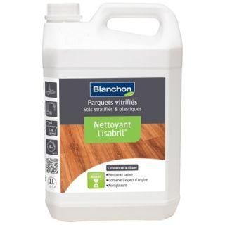 Blanchon - Nettoyant Protecteur Pour Parquets Lisabril 5L