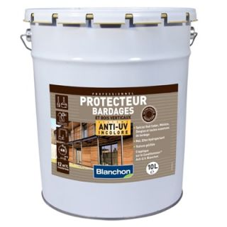 Blanchon - Protecteur Bardage Anti-UV 10L