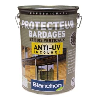 Blanchon - Protecteur Bardage Anti-UV 5L