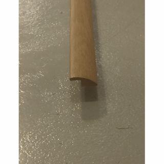 Seuil à recouvrement 35x18 chêne