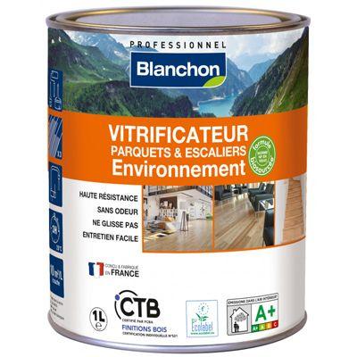 Blanchon - Vitrificateur Environnement Satiné 1L