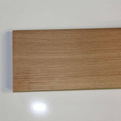 Plinthe Massive Chêne Premier 100x14 mm