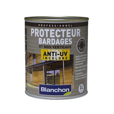 Blanchon - Protecteur Bardage Anti-UV 1L