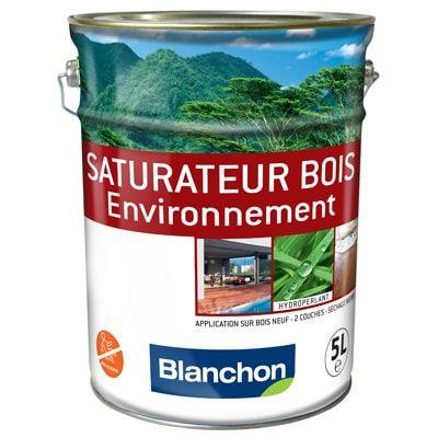 Blanchon - Saturateur Bois Environnement Bois Exotique 5L