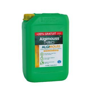 Algimouss - Traitement curatif et préventif - 5L + 1L offert