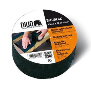 Fiberdeck - Bande Bitumeuse 7,5 cm x 10 m
