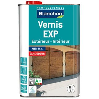 Blanchon - Vernis EXP 5L - Incolore Brillant