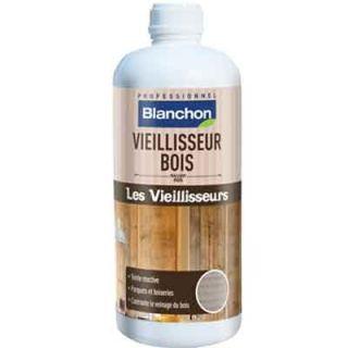 Blanchon - Vieillisseur Bois 1L Gris Lin