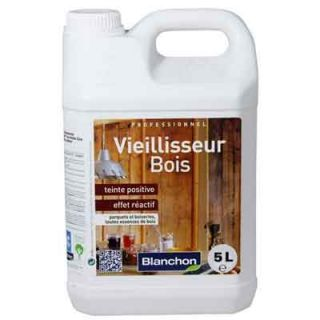 Blanchon - Vieillisseur Bois 5L Gris lin