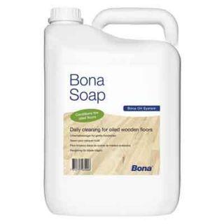 Savon Bona Soap pour Parquets Huilés 5L