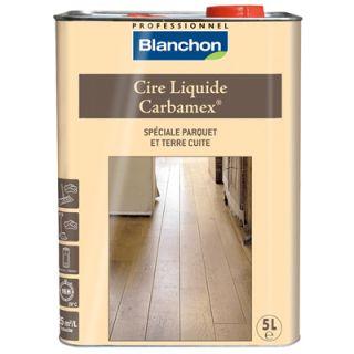 Blanchon - Cire Liquide Incolore 5L - Carbamex