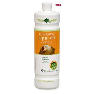 Clean & Green - Entretien Parquet Aqua Oil