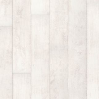 Stratifié quick step classic - Teck blanc blanchi - CLM1290