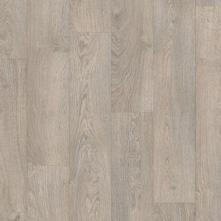 Stratifié quick step classic - Chêne vieilli gris clair - CLM1405