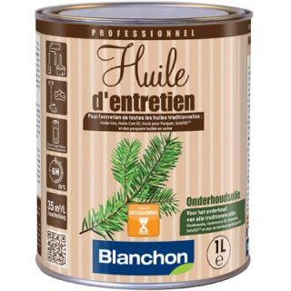 Blanchon - Huile d'Entretien 1L Blanc