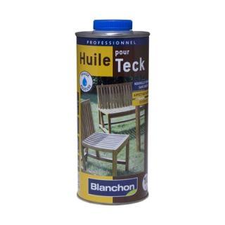 Blanchon - Huile Pour Teck 1L