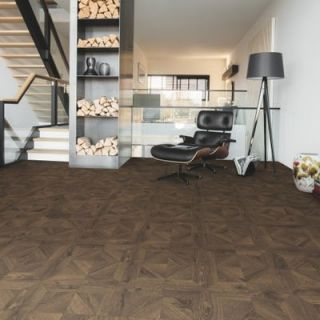 Sol Stratifié - Impressive Patterns - Chêne royal brun foncé