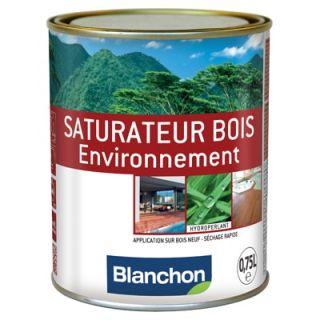 Blanchon - Saturateur Bois Environnement Bois Exotique 0,75L