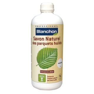 Blanchon - Savon Naturel des Parquets Huilés 1L Blanc