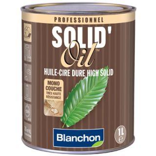 Blanchon - Solid'Oil Snow 1L