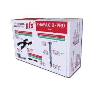 Hapax D-Pro - Fixation Visible Pour Terrasse