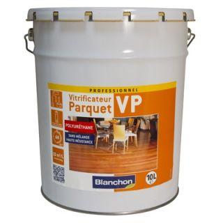 Blanchon - VP Vitrificateur Parquet Mat Soie/Cire Naturelle 10L