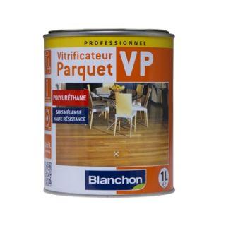 Blanchon - VP Vitrificateur Parquet Mat Soie/Cire Naturelle 1L