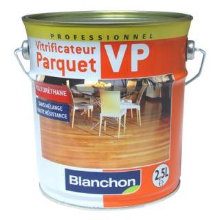 Blanchon - VP Vitrificateur Parquet Mat Soie/Cire Naturelle 2,5L