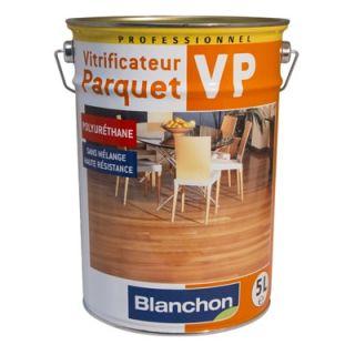 Blanchon - VP Vitrificateur Parquet Mat Soie/Cire Naturelle 5L