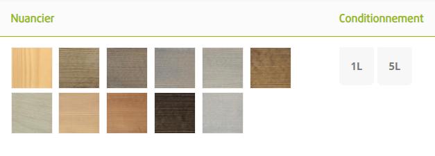 nuancier vieillisseur bois blanchon